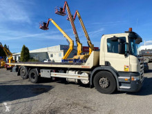 Camion porte engins Scania P 340
