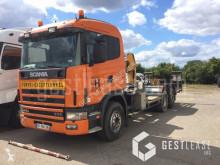 Camión portamáquinas Scania G 144G460