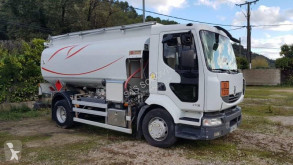 Camión Renault Midlum 270.16 DXI cisterna hidrocarburos usado