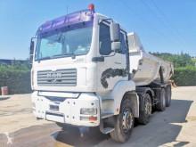 Camión volquete volquete escollera MAN TGA 35.430