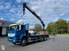 Camión Mercedes Axor 2636 caja abierta usado