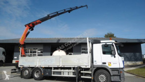 Ciężarówka platforma burtowa Mercedes Actros 2541