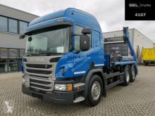 Camión Scania P P 410 DB6X2*4MNA / Lenkachse / Retarder /Meiller multivolquete usado