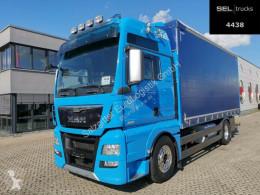 Camion MAN TGX TGX 18.560 / Intarder / D38 / Xenon / Standklima savoyarde occasion