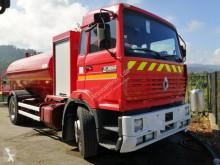 Camião veículo de bombeiros combate a incêndio Renault Gamme G 340