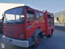Camião veículo de bombeiros combate a incêndio Renault Gamme S 160