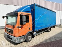 Camion MAN TGL 8.180 4x2 BL 8.180 4x2 BL mit MBB LBW fourgon occasion