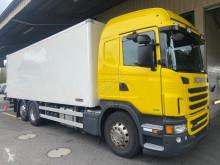 Ciężarówka furgon Scania 480 lb 6x2 4