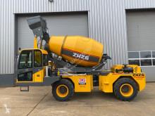 Camion betoniera cu rotor/ Malaxor 4200 Concrete Mixer