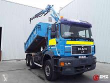Camión MAN 33.403 volquete usado