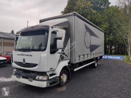 Камион подвижни завеси Renault Midlum 220