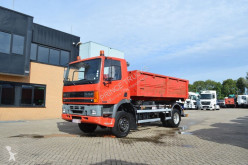Camion polybenne DAF 65.210 * * FULL STEEL * ORIGINEEL 67.000KM *