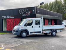 Camión Citroën Jumper caja abierta teleros usado