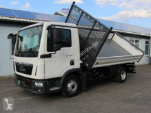 Camion MAN TGL TGL 8.190 3-Seiten Kipper 2x AHK Klima 2019 tri-benne occasion