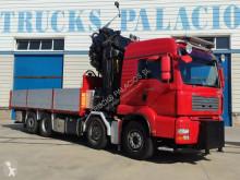 شاحنة منصة MAN TGA 35.480