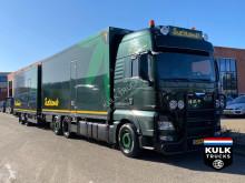 Vrachtwagen met aanhanger koelwagen mono temperatuur MAN TGX
