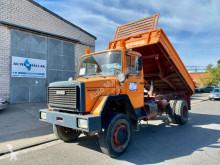 Camión volquete volquete trilateral Iveco Magirus Magirus 160-17 ANW 4x4 Meiller Kipper TOP