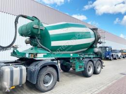 Yarı römork beton transmikser / malaksör LIEBHERR Betonmischer ca. 10m³ LIEBHERR Betonmischer ca. 10m³, 6x Vorhanden!