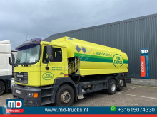 Камион MAN 26.314 цистерна химични продукти втора употреба