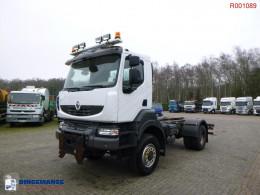 Camion plateau Renault Kerax 380