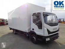 Camión Iveco Eurocargo 75E21/P furgón usado