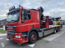Caminhões DAF CF 85.410 estrado / caixa aberta usado