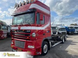 Camion châssis DAF XF95
