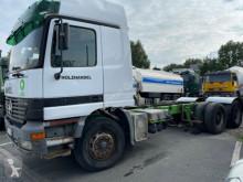 Mercedes alváz teherautó Actros Actros 2646 / 6x4 / Blat luft . EPS