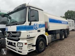 Ciężarówka Mercedes Actros Actros 2541 Diesel Tankwagen / 21400 Liter cysterna do paliw używana