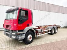 Lastbil chassi Trakker 380 6x4 Trakker 380 6x4, nur 4.708 km!