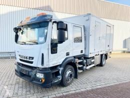 Camion Iveco Eurocargo 120E25 4x2 120E25 4x2, LBW 1.000kg, Winde fourgon occasion