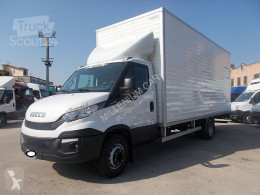 Ciężarówka furgon Iveco Daily 60C17 FURGONE 6.10 PEDANA 2017 EURO 6