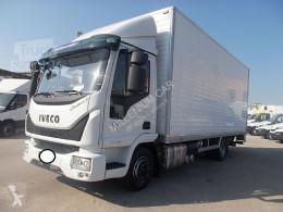 Camión Iveco Eurocargo 75E16 FURGONE 6.40 PEDANA EURO 6 furgón usado
