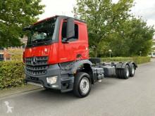 Ciężarówka Mercedes Arocs 3345 / 6X4 / Euro 5 / Neufahrzeug podwozie nowe