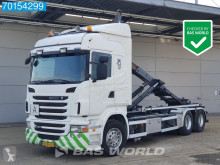 Camion Scania R 400 polybenne occasion