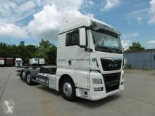 Ciężarówka MAN TGX TGX 26.440 XLX Euro 6 Retarder Fahrgestell Lifta podwozie używana