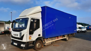 Lastbil transportbil flytt Iveco Eurocargo ML 100 E 19 P