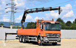 Ciężarówka Mercedes ACTROS 2636 * HIAB XS 166-4HIDUO+FUNK / 6x4 platforma używana