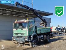 Camión volquete volquete bilateral Iveco 190E300 STEEL MANUAL CRANE 4x4 Manual 2 Seiten Hiab Jonsered 890