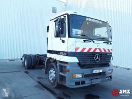 Ciężarówka podwozie Mercedes Actros 2531