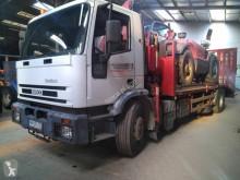 Camión Iveco Eurotech 190E24 portamáquinas usado
