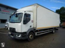 Ciężarówka Renault D-Series 240.13 DTI 5 furgon furgon drewniane ściany używana
