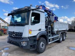 Camion bi-benne Mercedes Arocs 2640