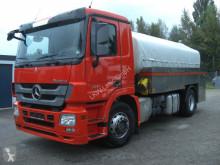 Lastbil Mercedes 1841LL tank livsmedel begagnad