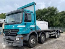 Camión caja abierta teleros Mercedes Actros 3244