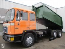 Camión MAN 24-232 , Manual , , 1 way tipper truck volquete usado
