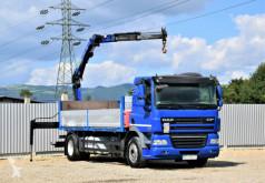 Ciężarówka platforma DAF CF 85.460 Pritsche 5,80 m + PK11001-K + FUNK!