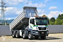 Camión volquete MAN TGS 35.440 KIPPER 5,70m * 8x4 * TOPZUSTAND !
