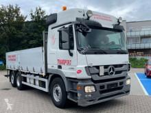 Caminhões estrado / caixa aberta caixa aberta Mercedes Actros Actros 2555 V8 Blatt Luft EPS