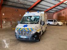 Furgoneta Renault Master ambulancia usada